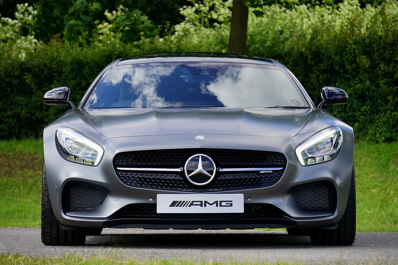 Nowy Mercedes za bezcen?
