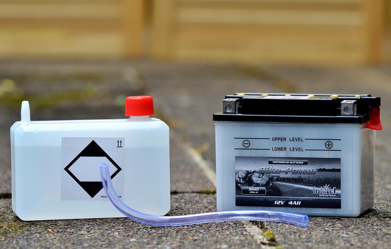 Jak zregenerować akumulator kwasowy?