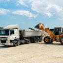 Transport kruszyw i węgla